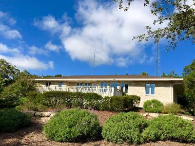 Gillespie County Single Family Home For Sale: 62 NW Roadrunner Dr.
