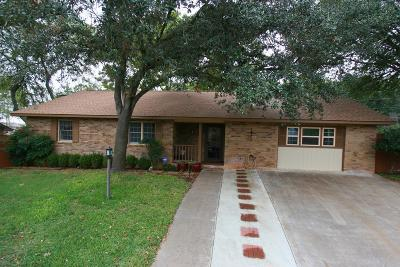 Fredericksburg Single Family Home For Sale: 103 Driftwood Dr