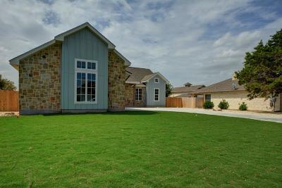 Kerrville Single Family Home For Sale: 1916 Summit Top
