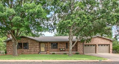 Fredericksburg Single Family Home For Sale: 116 Edgewood Dr