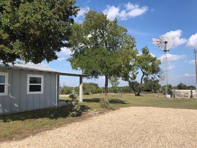 Fredericksburg Single Family Home For Sale: Reeh Weinheimer Rd