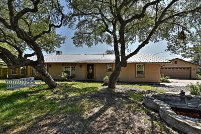 Blanco County Single Family Home For Sale: 5565 Ranch Rd 32