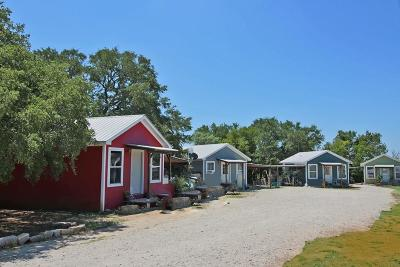Fredericksburg TX Single Family Home For Sale: $1,695,000