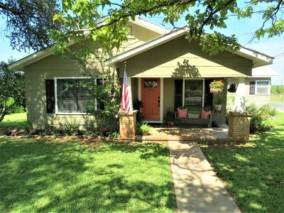 Mason County Single Family Home Under Contract W/Contingencies: 636 NE Ranck Ave