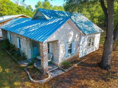 Fredericksburg Single Family Home For Sale: 708 W Creek St