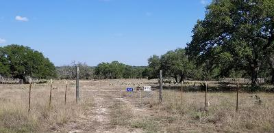 Ranch Land For Sale: 705 Duderstadt Rd