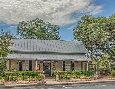 Fredericksburg Commercial For Sale: 107 N Washington St