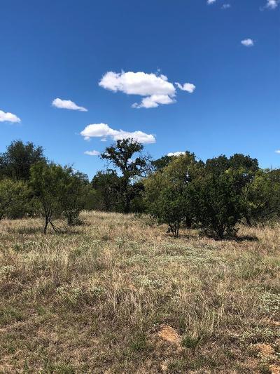 Llano Residential Lots & Land For Sale: Tbd W Rio Llano Dr