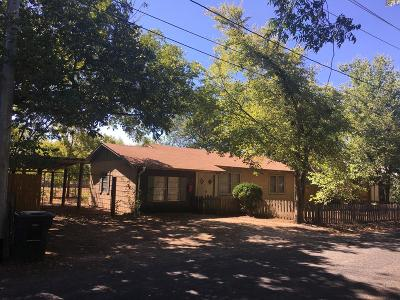 Fredericksburg Single Family Home For Sale: 303 S Elk