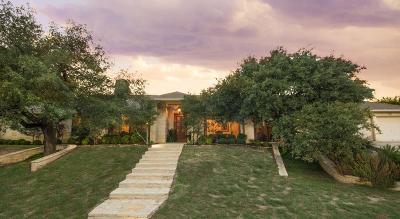 Kerrville Single Family Home For Sale: 2110 Medina Hwy