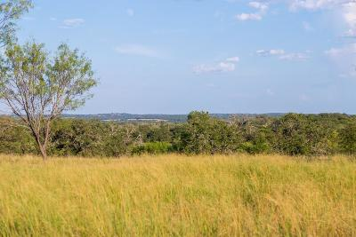 Fredericksburg TX Ranch Land Under Contract W/Contingencies: $979,000
