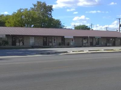 Fredericksburg Commercial For Sale: 202 S Adams St