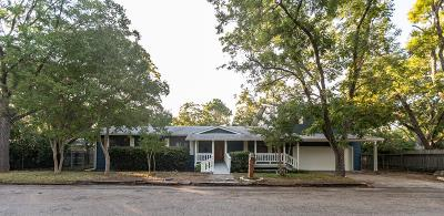 Gillespie County Single Family Home For Sale: 805 N Elm St