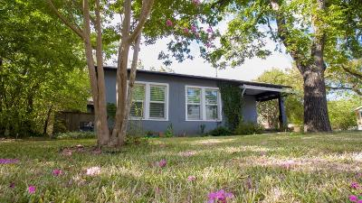 Gillespie County Single Family Home For Sale: 701 Franklin