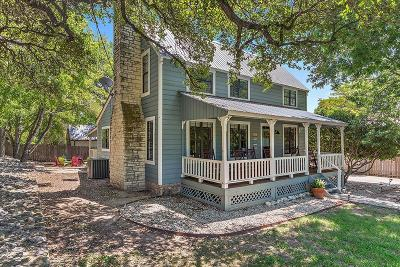 Gillespie County Single Family Home For Sale: 207 S Cherry St