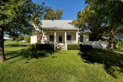 Blanco County Single Family Home Under Contract: 401 N Avenue F