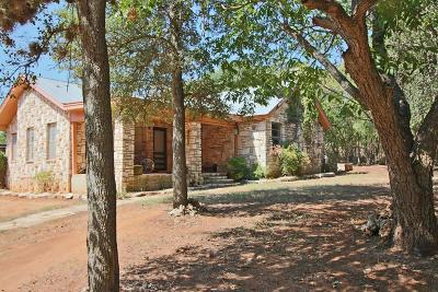 Fredericksburg TX Single Family Home For Sale: $795,000