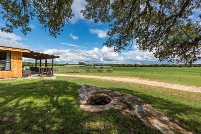 Blanco County Single Family Home For Sale: 185 Chimney Valley Rd