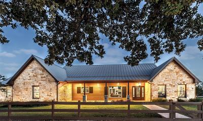 Fredericksburg TX Single Family Home For Sale: $1,695,000
