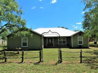 Mason County Single Family Home For Sale: 4825 Pontotoc