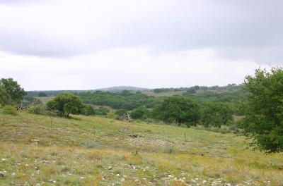 Fredericksburg TX Ranch Land For Sale: $169,500