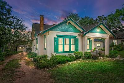 Mason County Single Family Home For Sale: 717 S Live Oak Rd