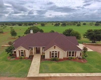 Mason County Single Family Home Under Contract W/Contingencies: 1508 Old Pontotoc Rd