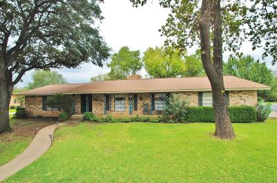 Fredericksburg Single Family Home For Sale: 1830 Quailwood Dr.