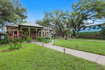 Blanco County Single Family Home For Sale: 102 N Lbj Drive