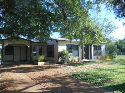 Mason County Single Family Home Under Contract W/Contingencies: 904 Martin St