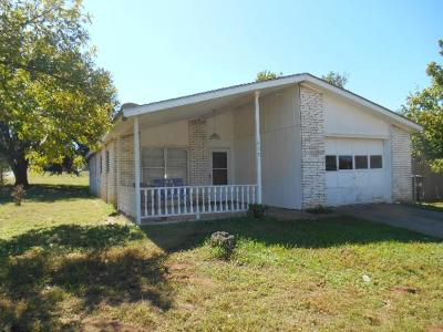 Mason County Single Family Home For Sale: 405 Coolidge