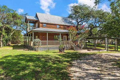 Gillespie County Single Family Home Under Contract W/Contingencies: 233 Sunday Circle