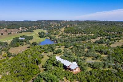 Fredericksburg TX Ranch Land For Sale: $2,350,000
