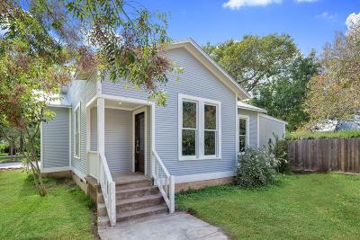 Gillespie County Single Family Home Under Contract W/Contingencies: 211 E Orchard St