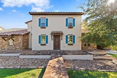 Fredericksburg Single Family Home For Sale: 2330 Coral Stone
