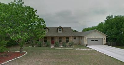 Fredericksburg Single Family Home Under Contract W/Contingencies: 186 Maple St