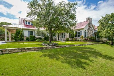 Kendall County Single Family Home For Sale: 90 Canyon Bluff Dr
