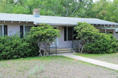 Kendall County Single Family Home Under Contract W/Contingencies: 211 N Main St