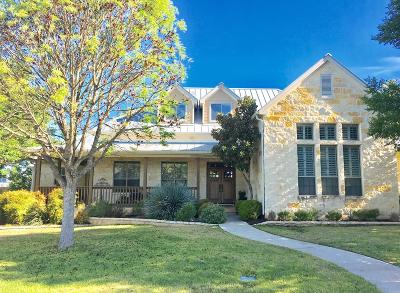 Gillespie County Single Family Home For Sale: 2156 Lightstone