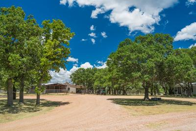 Gillespie County Single Family Home For Sale: 101 Wood Stove Rd