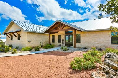Kerrville Single Family Home For Sale: 2065 Landmark Rd.