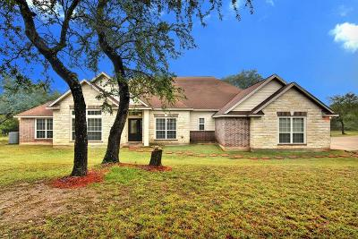 Blanco County Single Family Home For Sale: 565 Crystal Mountain Drive