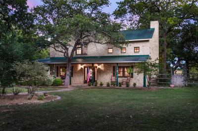 Gillespie County Single Family Home For Sale: 127 Emerald Loop