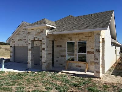 Gillespie County Single Family Home For Sale: 218 Riley Lane