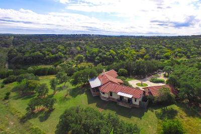 Blanco County Single Family Home Under Contract: 304 E Sunset