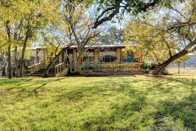 Kerr County Single Family Home For Sale: 167 Dowling Rd.