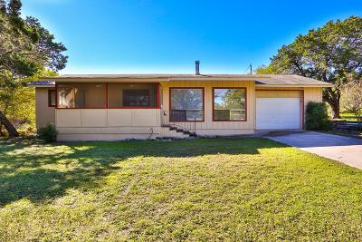 Kerr County Single Family Home For Sale: 127 Redbud Hill Rd.