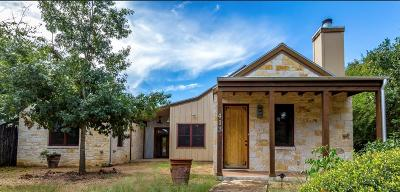 Gillespie County Single Family Home Under Contract W/Contingencies: 413 E Schubert St
