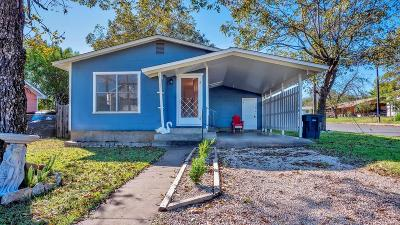 Gillespie County Single Family Home For Sale: 207 Park St