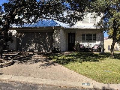 Fredericksburg TX Single Family Home Under Contract: $386,000